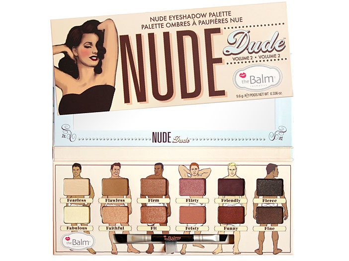 the Balm Nude Dude big image 0