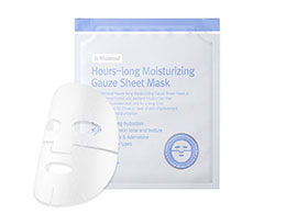 By Wishtrend - Hours-Long Moisturizing Gauze Sheet Mask