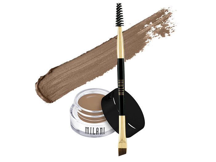 Milani Stay Put - Brow Color, Soft Brown big image 0