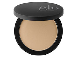 glo Skin Beauty - Pressed base, honey-medium