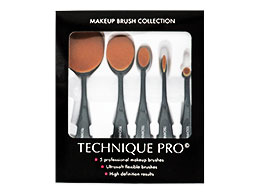 Technique Pro Mini Makeup Brush Collection