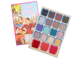 theBalm Balm Voyage Holiday Face Palette