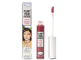theBalm Plump Your Pucker - Lip Gloss, Elaborate
