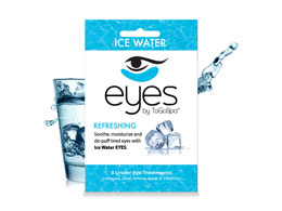 ToGoSpa - Refreshing Ice Water Eye Mask 3 pk