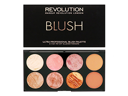 Makeup Revolution Ultra Blush Palette, Golden Sugar FPK01