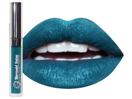 Mermaid Liquid Velvet Lipstick, Spirit Lake