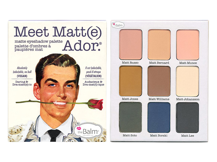 theBalm, Meet Matt(e) Ador big image 0
