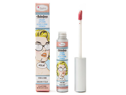 theBalm theBalmJour - Creamy Lip Stain, Hola! middle image 0