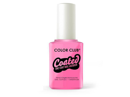 Color Club - One Step coated Nail Polish - Modern Pink, 15ml middle image 0
