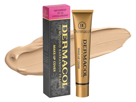 Dermacol - Make-up Cover Foundation SPF30, N211 middle image 0