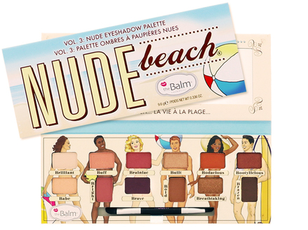 theBalm, Nude Beach middle image 0