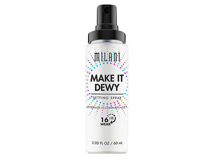 Milani Make It Dewy Setting Spray - Hydrate & Illuminate, 60 ml middle image 0
