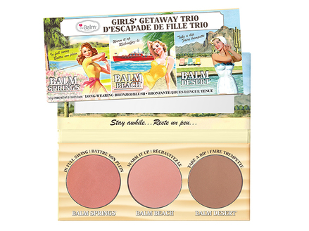 theBalm Girls Getaway Trio middle image 0