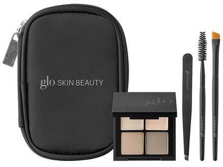 glo Skin Beauty Brow Collection, Taupe middle image 0