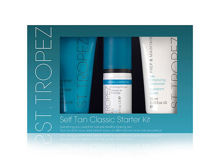 St.Tropez Self Tan Classic Starter Kit middle image 0