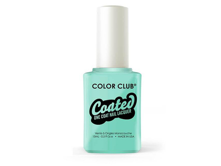 Color Club - One Step Coated Nail Polish - Age Of Aquarius, 15ml middle image 0