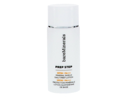 bareMinerals Prep Step - Mineral Shield Daily Prep Lotion. SPF50, 40ml middle image 0