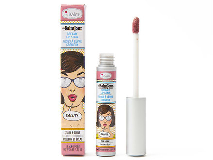 theBalm theBalmJour - Creamy Lip Stain, Salut! middle image 0