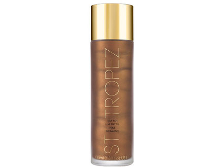 St.Tropez Self Tan Luxe Dry Oil, 100ml middle image 0