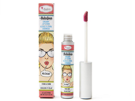 theBalm theBalmJour - Creamy Lip Stain, Aloha! middle image 0