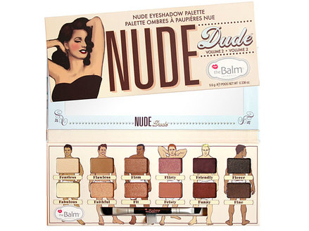 the Balm Nude Dude middle image 0