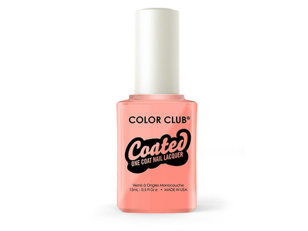 Color Club - One Step Coated Nail Polish - East Austin, 15ml middle image 0