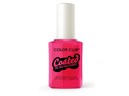 Color Club - One Step Coated Nail Polish - Jackie OH!, 15ml middle image 0