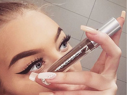 Wunderbrow 1-step Brow Gel, Black/Brown middle image 0