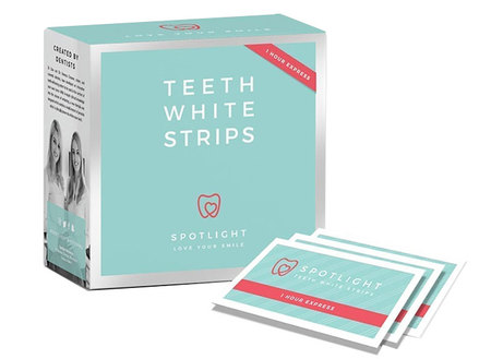 Spotlight - Teeth Whitening Strips middle image 0