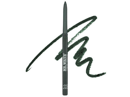 theBalm Mr. Write Eyeliner Pencil, Green middle image 0
