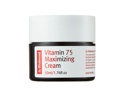 By Wishtrend - Vitamin 75 Maximizing Cream, 50ml middle image 0
