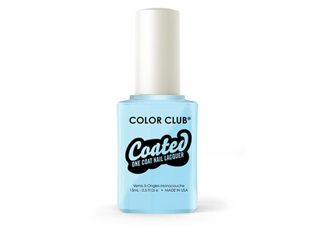 Color Club - One Step Coated Nail Polish - Take Me To Your Chateau, 15ml middle image 0