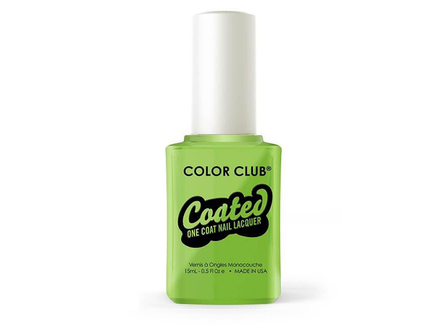 Color Club - One Step Coated Nail Polish - We Liming, 15ml middle image 0