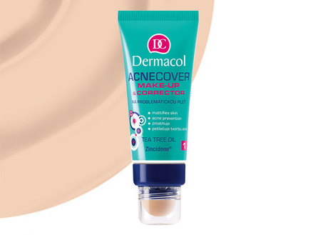 Dermacol Acnecover - Makeup & Corrector, No.01 30ml middle image 0