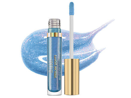 Milani Stellar Lights Holographic Lipgloss, Iridescent Blue middle image 0