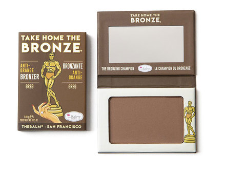 theBalm Take Home the Bronze - Anti-Orange Bronzer, Greg middle image 0