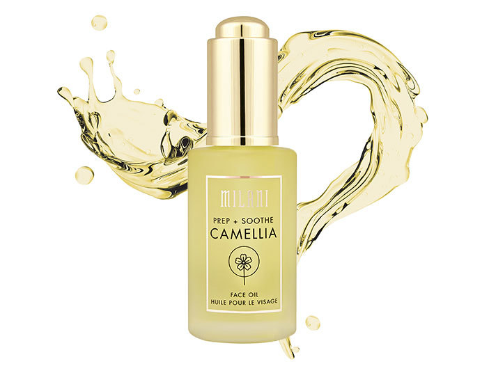 Milani Face Oil - Prep & Soothe Camellia, 30ml middle image 0