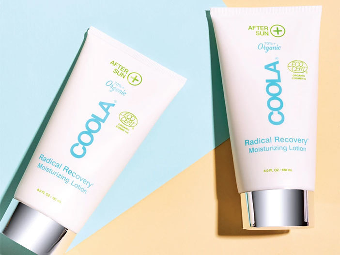 COOLA Radical Recovery - Eco-Cert Organic After Sun Lotion, 180ml middle image 0