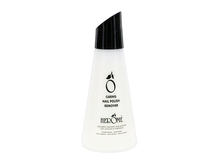 Herôme Caring Nail Polish Remover, 120 ml. middle image 0