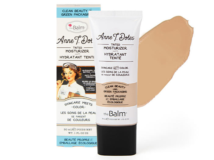 theBalm Anne T. Dotes - Tinted Moisturizer, Light 14, 30ml middle image 0
