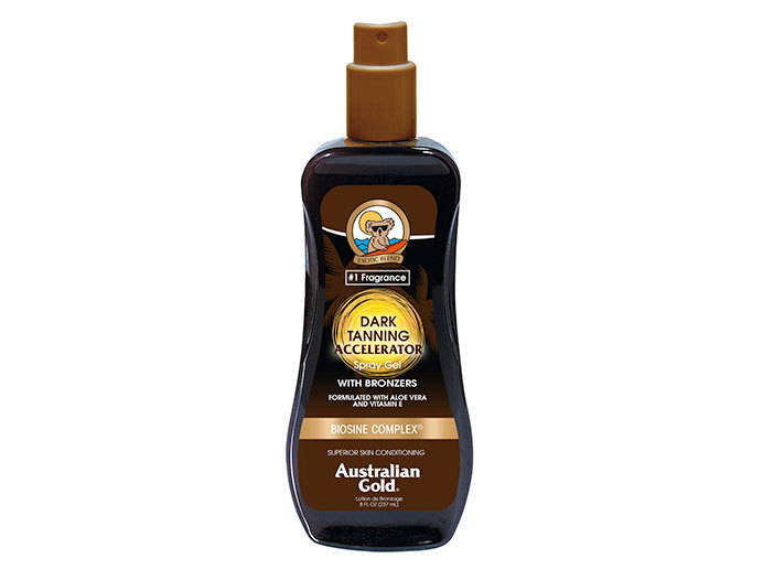 Australian Gold - Accelerator Spray Gel with Bronzer, 237ml middle image 0