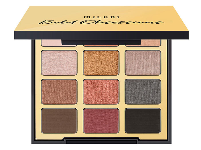 Milani Eyeshadow Palette, Bold Obsessions middle image 0
