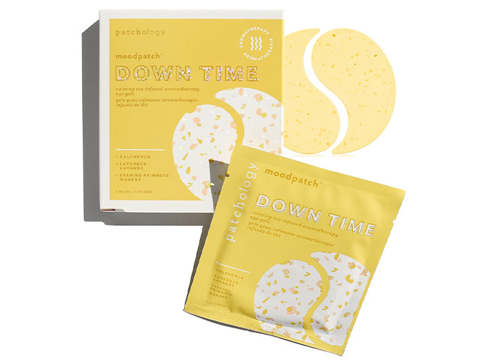 Patchology FlashPatch - moodpatch DownTime Eye Gels - 5pairs/Box middle image 0