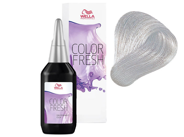 Wella Color Fresh 8/81 - Light Blonde Pearl Ash, 75ml middle image 0