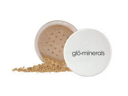 glo-minerals Loose Powder, Honey Medium 10,5gr