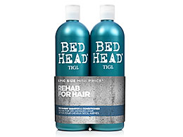 Tigi Bed Head Recovery Shampoo & Balsam, 2x750ml