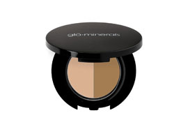 glo-minerals Brow Powder Duo, Blonde