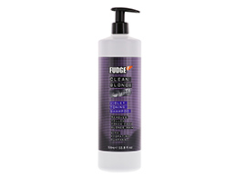Fudge Clean Blonde Violet Toning Shampoo, 1000ml