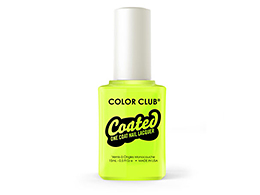 Color Club - One Step Coated Nail Polish - Yellin' Yellow, 15ml