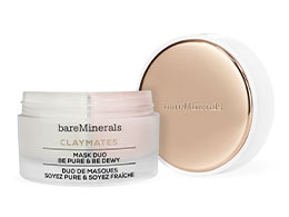 bareMinerals - ClayMates Be Pure & Be Dewy Mask, 58g